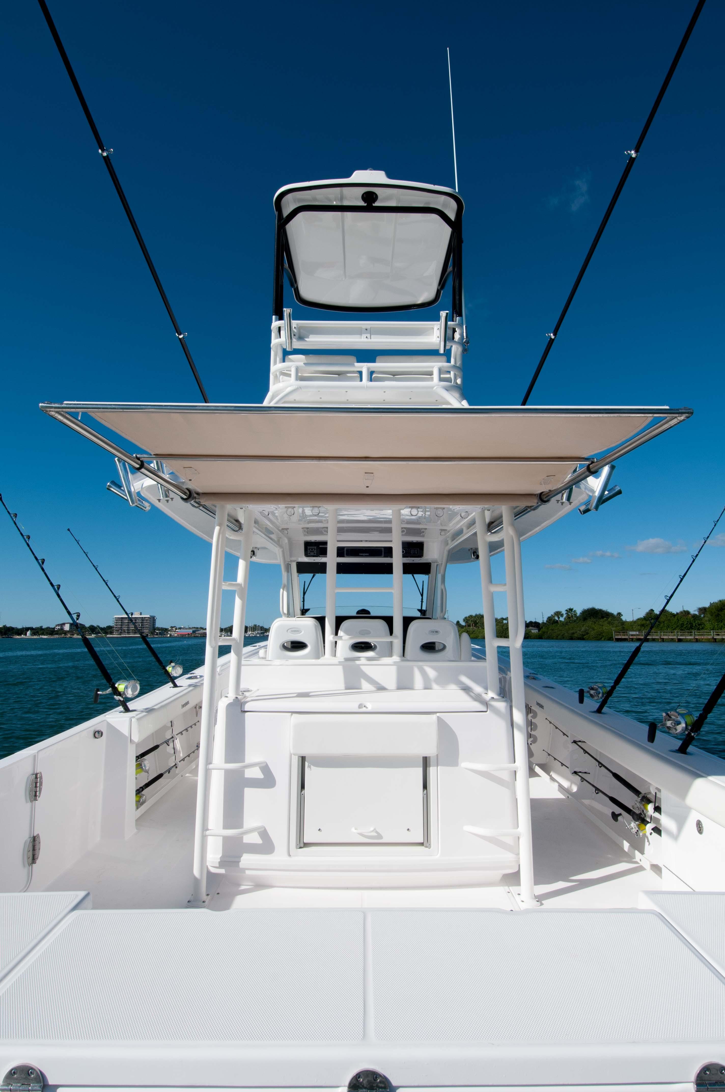 Atf Automated Boat Shade Sureshade