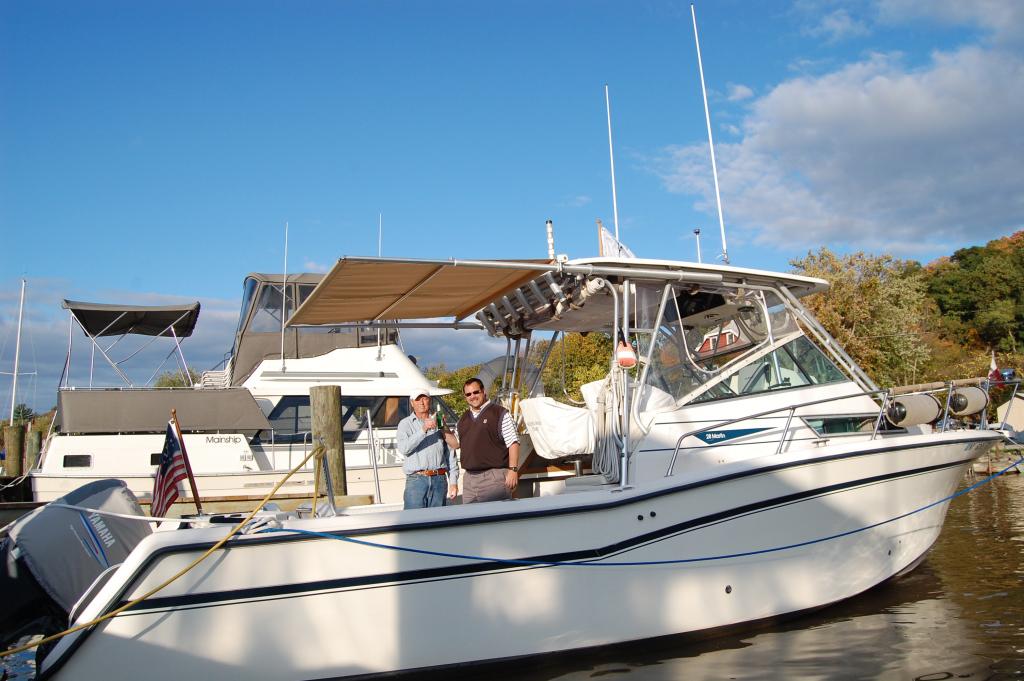 grady white marlin owner improves boat value with sunshade sureshade rh sureshade com 1998 grady white parts manual grady white freedom 255 owners manual