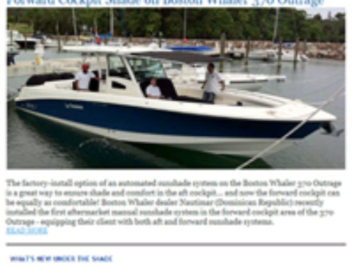 Best Digital Newsletter for Boaters Seeking a Shady Boating Experience
