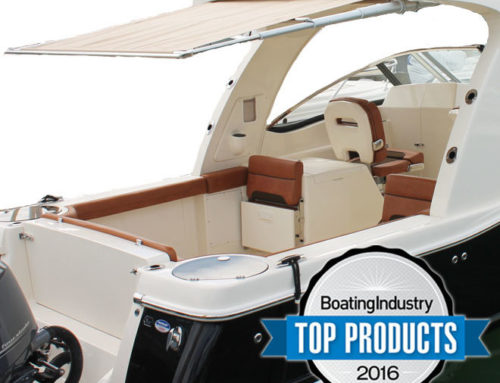 SureShade Wins 2016 Top Product Award for RTX Pull-Out Boat Shade