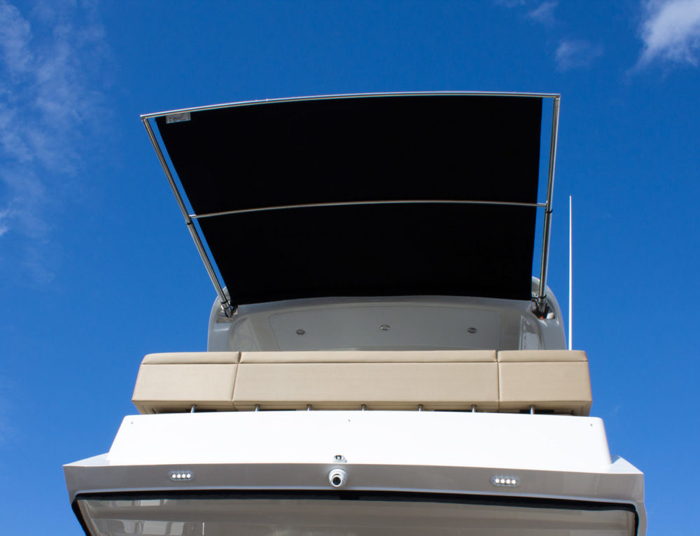 Sweet Shady Sixteen – SureShade on 16 New Boat Models at 2017 FLIBS