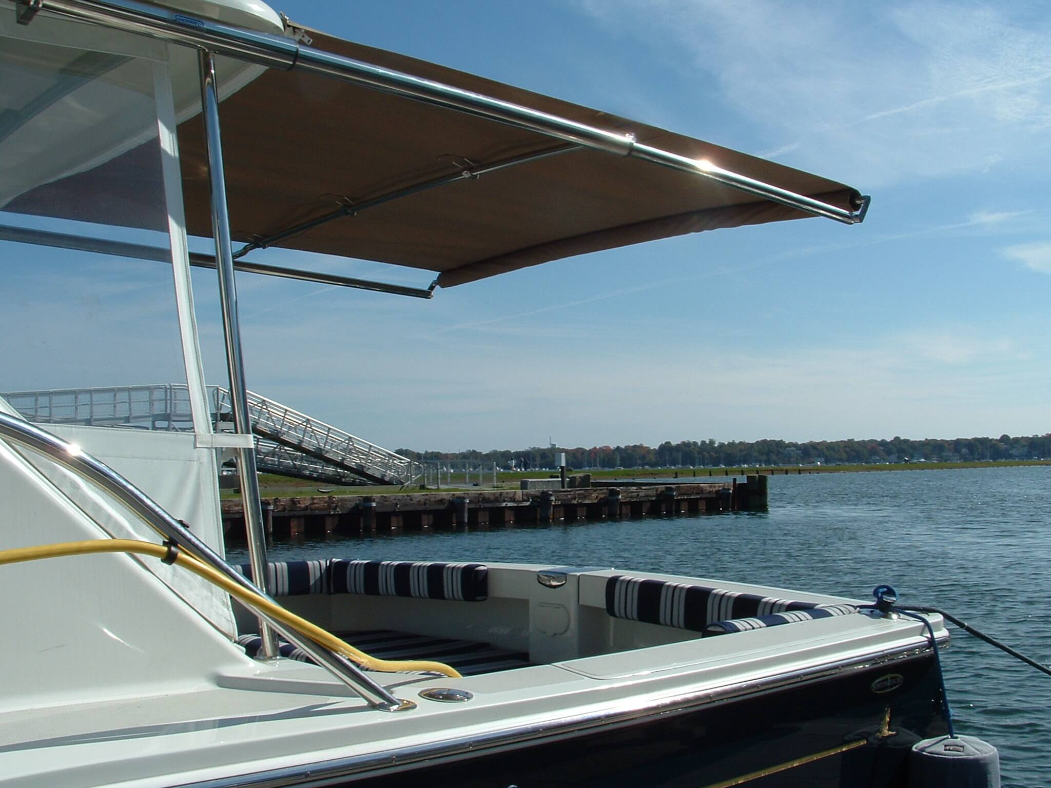 Downeast Style Boats Sureshade