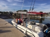 Boston Whaler 210 Outrage - aftermarket RTX and MTF shades