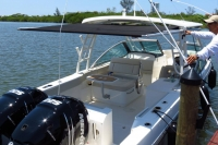 Boston Whaler 270 Vantage-aftermarket-9