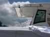 Boston Whaler 320 Outrage - aftermarket MTF shades