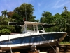 Boston Whaler 370 Outrage with ATF shade