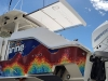Boston Whaler 380 Outrage- aft shade