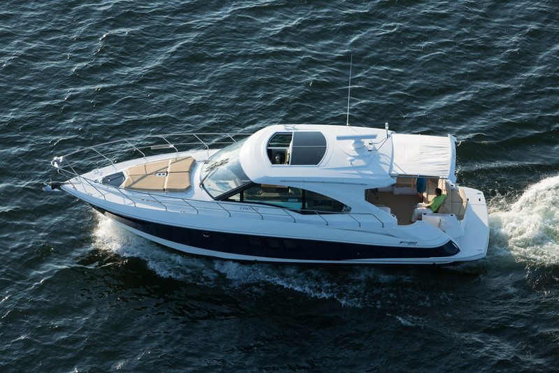 Pleasure Cabin and Express Cruiser Boats | SureShade