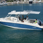 Boston Whaler 320 Outrage Cuddy