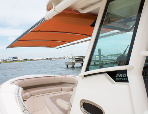 Bow Wow – Adding a Bow Shade to Your Boat