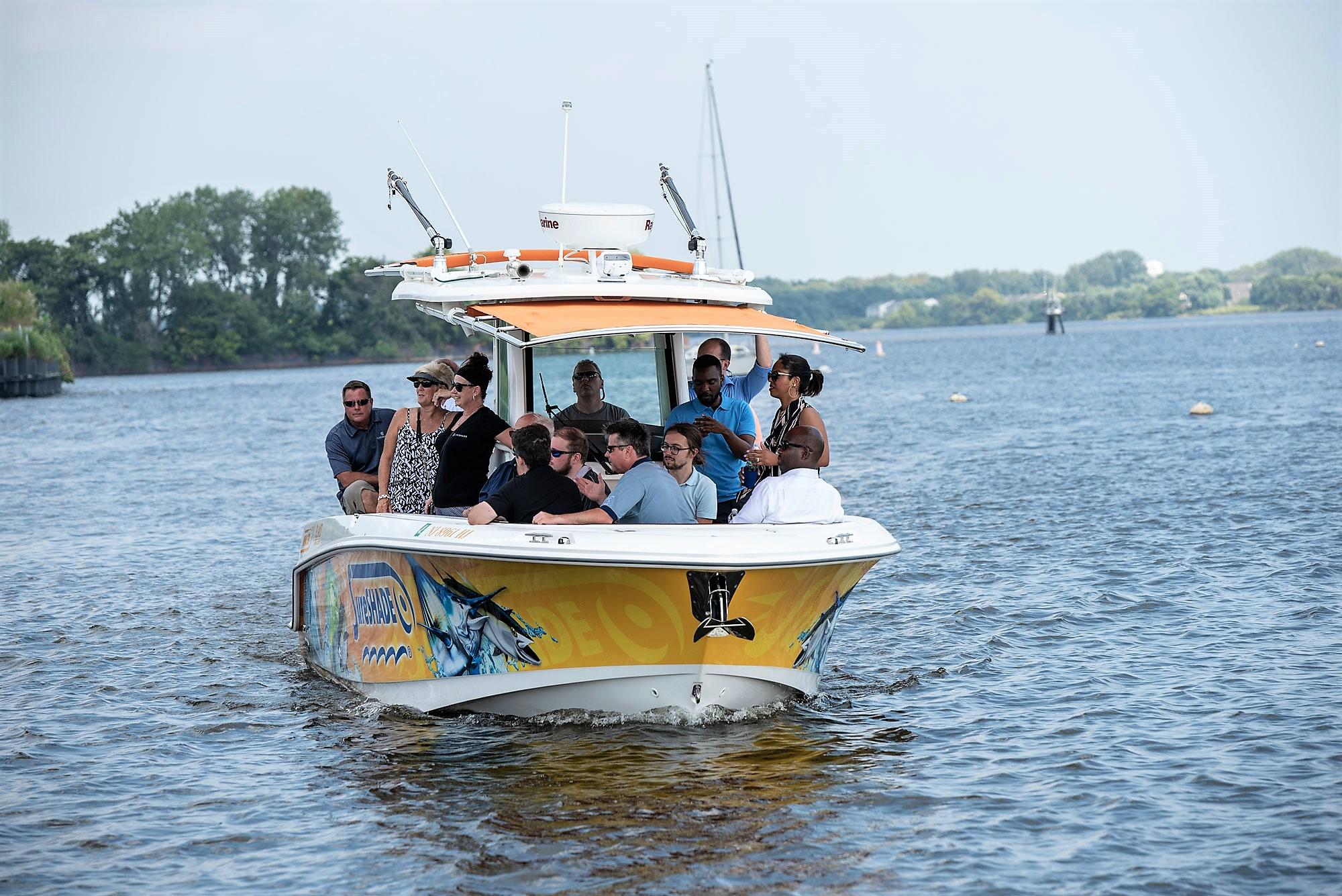 delaware river boat ride