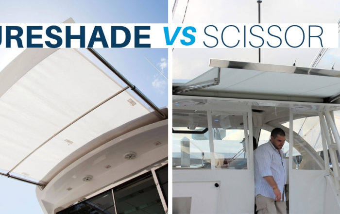 sureshade vs scissor shades