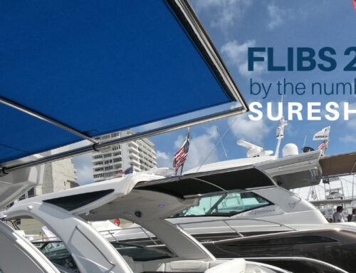 Fort Lauderdale Boat Show 2018 by the Numbers for SureShade