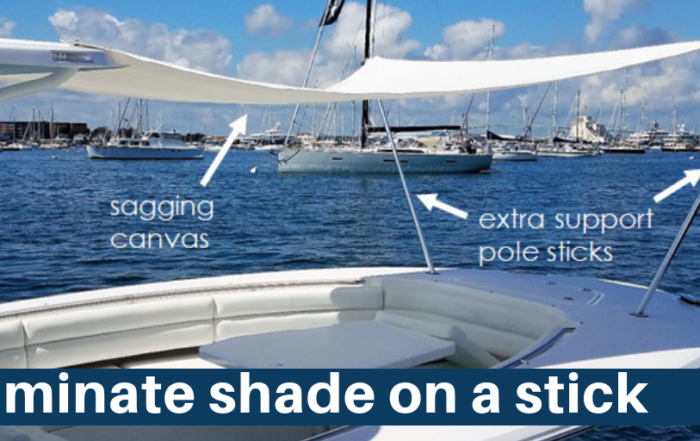 eliminate shade stick