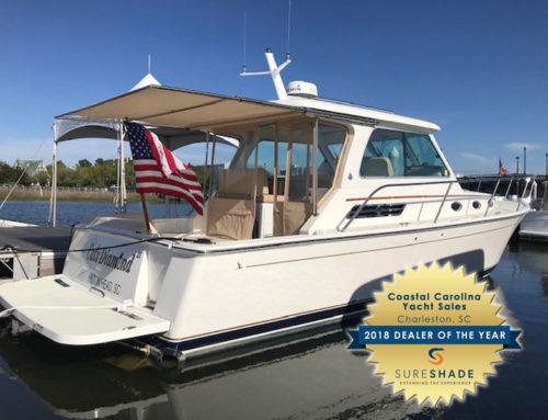 SureShade Names Coastal Carolina 2018 Dealer of the Year