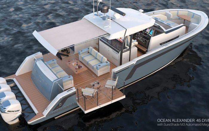 Boat Shade Design